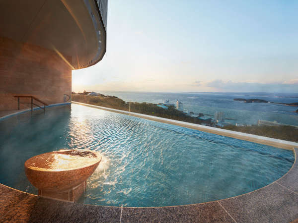 大浴場「海」露天風呂