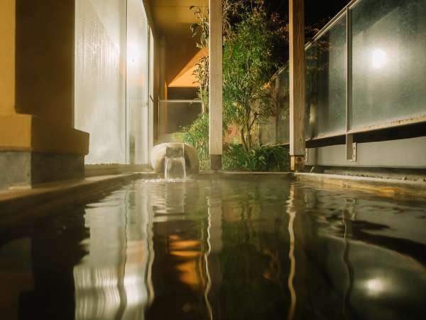 信濃の湯 露天風呂