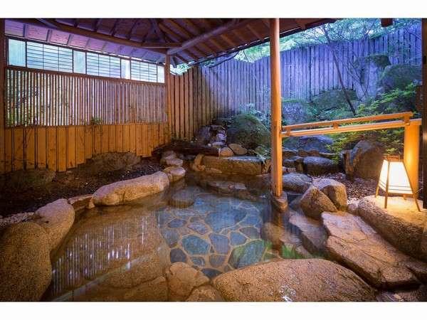 【さくら】半露天 岩風呂・岩盤浴