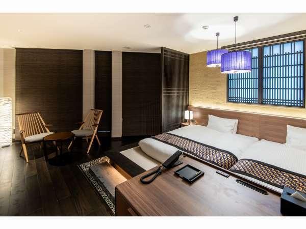 ラグジュアリーツイン/レインシャワー・ジャグジー・TV付きの豪華なバスルーム