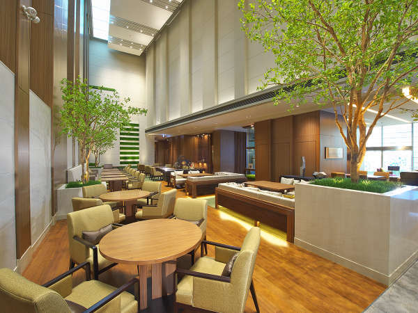 クラブフロアにご宿泊のお客様は38階の専用ラウンジにてチェックイン・アウトのお手続きが可能です。