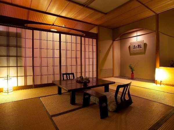 【和室10畳一例】夜のイメージ