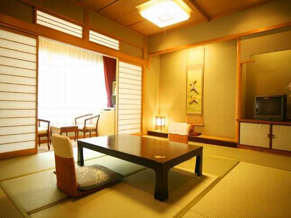 【北館・禁煙・WIFI】和室10畳+広縁■標準客室・ペット無