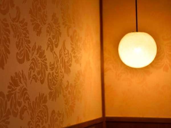「薄紅」まあるいライト