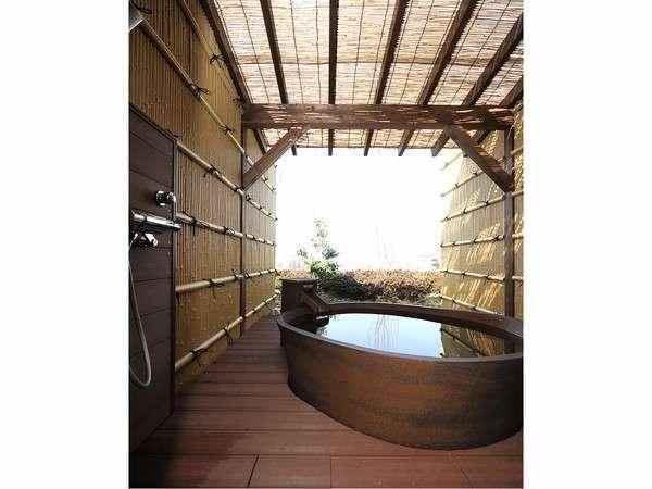 露天風呂付 洋室 露天風呂