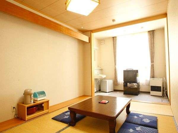 【本館和室】7畳和室洗面トイレ付