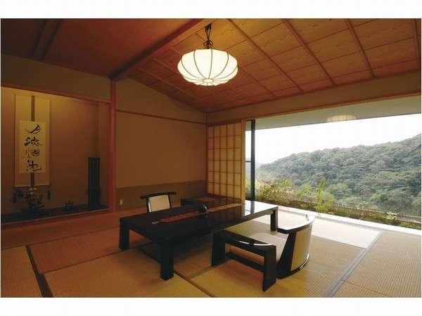 【ピグマリオン】特別室(和室12.5畳+次の間6畳)のお部屋の一例