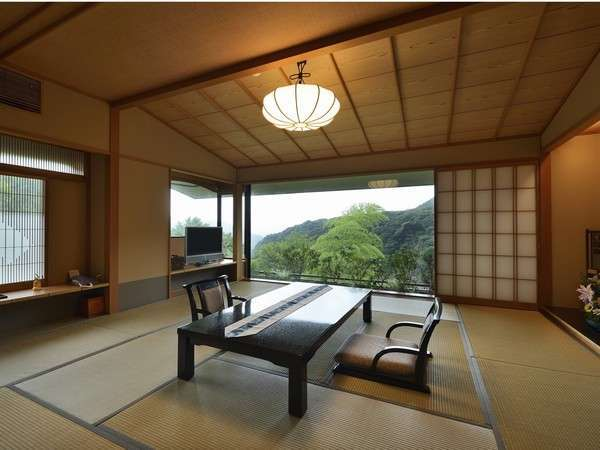 【ピグマリオン】特別室(和室12.5畳+次の間4.5畳)のお部屋の一例
