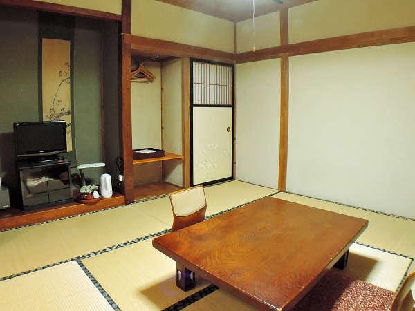 *【和室/一例】この地域では唯一のペット受入可能施設となっております。