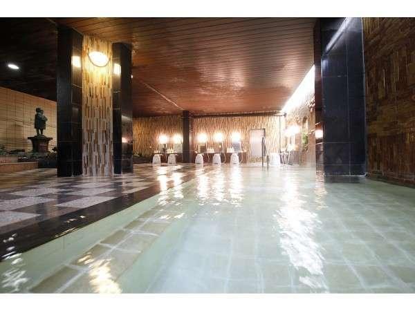 大浴場「愛心の湯」