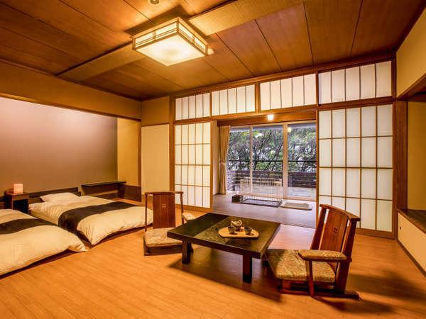 ペット(小型犬)と泊れる和洋室 ※客室の一例