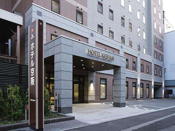ホテル外観(正面入口)