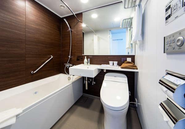 ユニット式バスルーム※スタンダードルーム・レディースルームのみ