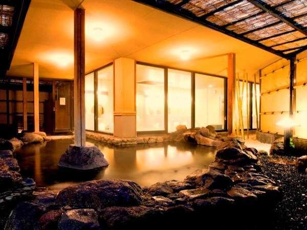 【女性大浴場】露天風呂
