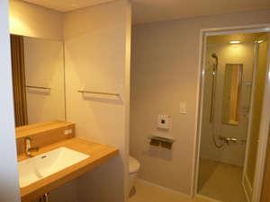 洋室ツイン 洗面所 トイレ