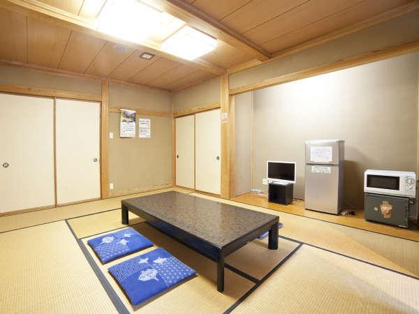 *■和室10畳一例■ゆったりとした和室は広縁付きでのんびりと過ごせます