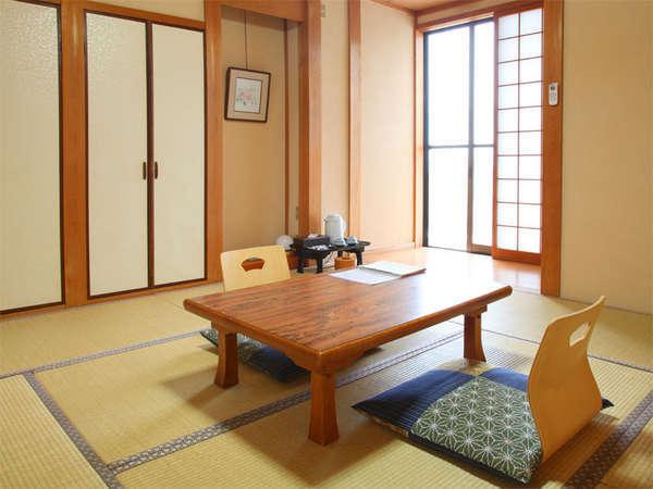 【和室6畳/トイレ・洗面所付】一例。1階に2室ございます。