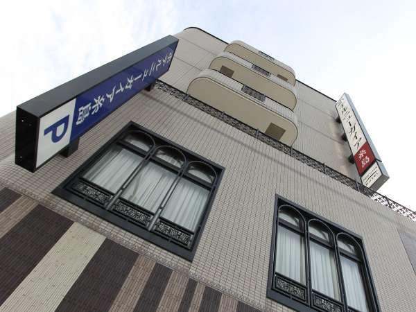 地上6階建て、筑前前原駅より徒歩3分の好立地です。