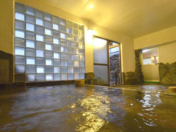 *【男性用大浴場】湯村のいで湯でゆったりとお寛ぎください