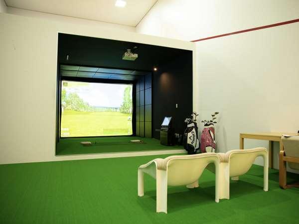 シュミレーションゴルフ♪