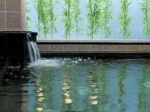 天然温泉「葵の湯」です※加温・循環濾過しております。
