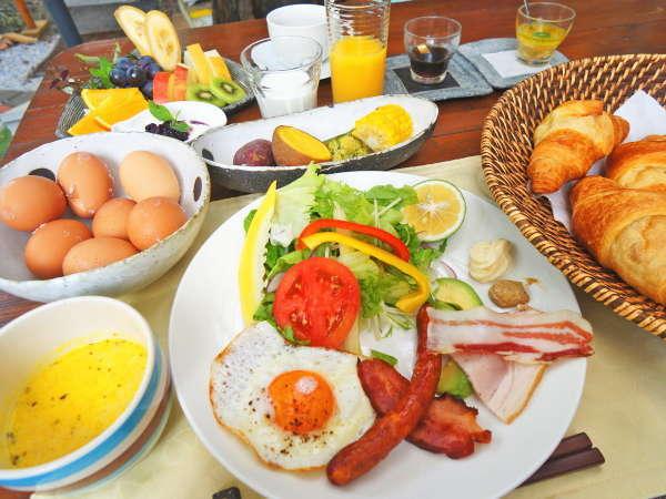 『身体からキレイに☆お野菜たっぷり♪朝ごはんはいかがっ♪』オーガニック朝食で気持ちリフレッシュ♪
