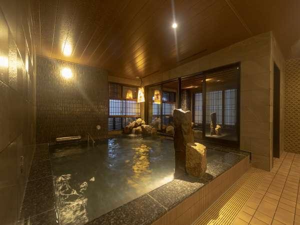 ■男性■天然温泉・内湯40~41℃