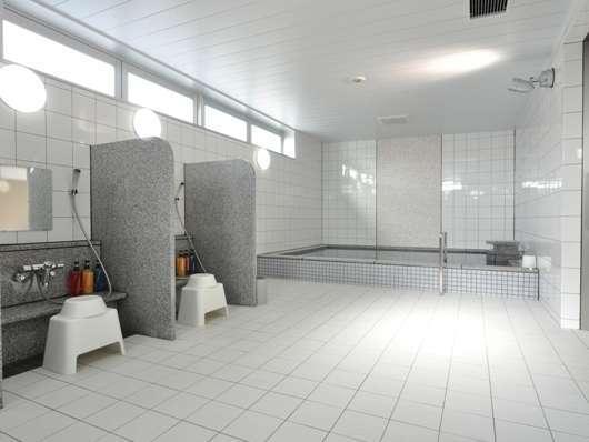 女性大浴場(姫山の湯)