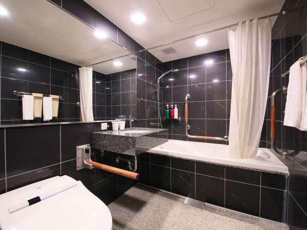 浴室(デラックスツイン・バリアフリー仕様)