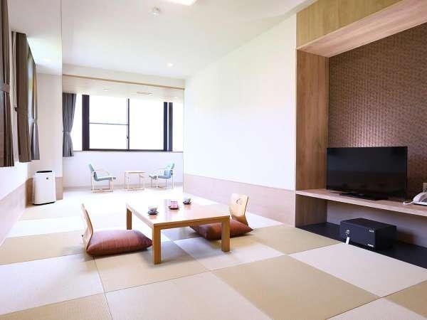 和室12畳の一例