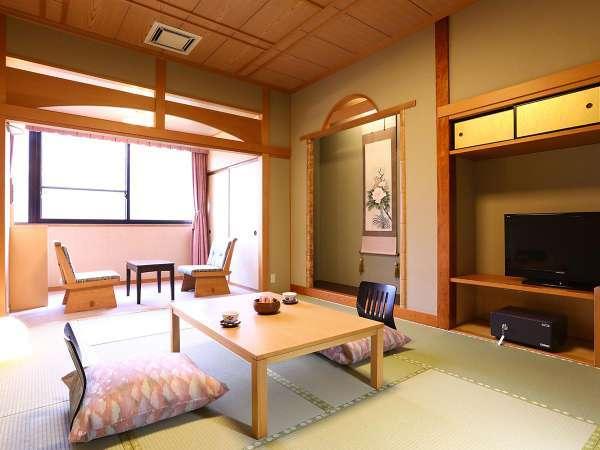 和室10畳の一例