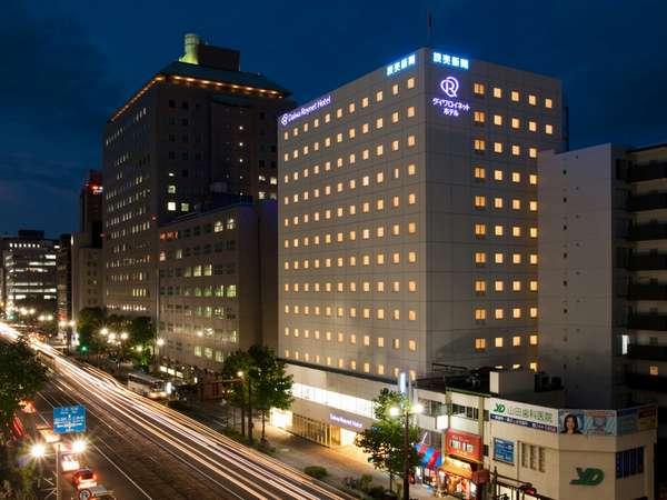 ダイワロイネットホテル広島 外観