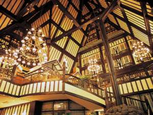 ヨーロピアンムードあふれるリゾートホテルで            贅沢なときをお過ごしください