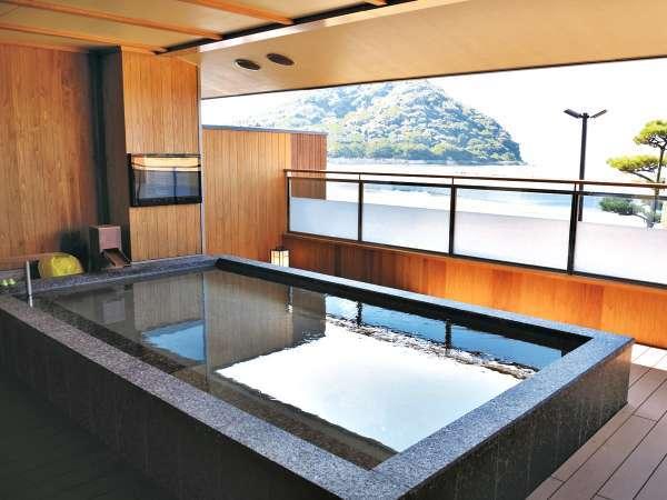 ■姉妹宿・リゾートホテル美萩の露天風呂/オープン記念として最大2,000円OFF・無料入浴券進呈
