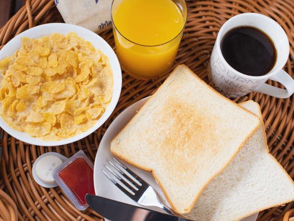 ゲスト全員が無料でお楽しみ頂ける朝食です★1日を良い形でスタートをしましょう◎