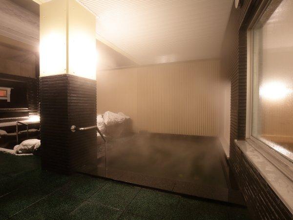 ◆新設した露天風呂