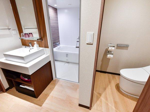 バスルーム・トイレ・洗面台