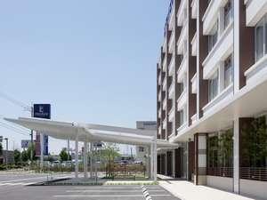 ホテル専用駐車場73台収容可能≪無料≫