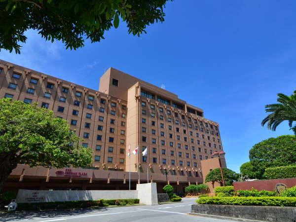 都市と自然と文化が調和した「伝統を誇るホテル」洗練されたおもてなしでお迎えいたします。