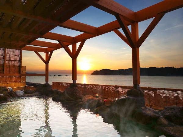 晴れた日には本州最南端の朝日をご覧いただけます
