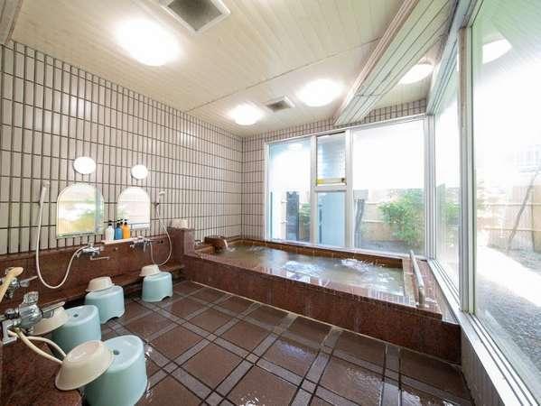 大浴場(時間にて男女入替となります)