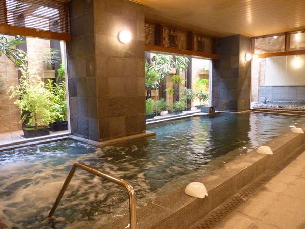 男女大浴場(半露天付)15時~25時と6時~9時30分