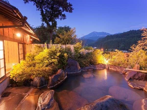 大浴場(女性用露天風呂)