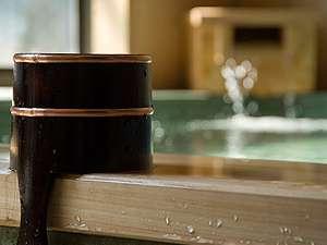 貸切風呂 内湯