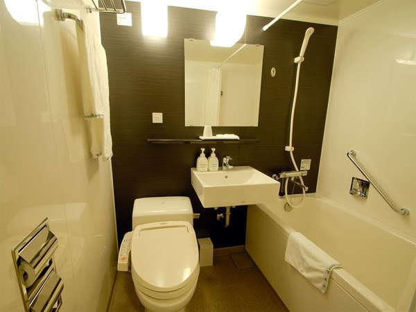 *バス・トイレは機能的なユニットタイプです。
