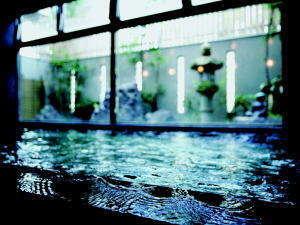 本館大浴場~お昼の貸切温泉の様子~