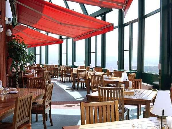 【シャトレーゼゴルフ&スパリゾートホテル栗山】山頂から空知平野のパノラマを見渡す景色・天然温泉も堪能できます