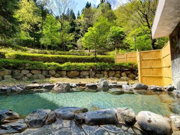 【ふたこえ温泉 コージュ高鷲】なめらかな温泉と美味しい手料理が自慢の郡上の奥座敷