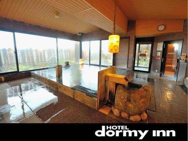 ◆男性大浴場内湯 地下1,200mから汲み上げている天然温泉です♪