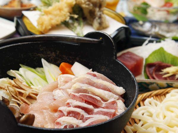 【よしとみ荘】猟師のジビエ料理が人気の宿◆梅ヶ島温泉源泉掛け流し、露天風呂